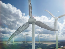 Wind Turbine Testing Rig