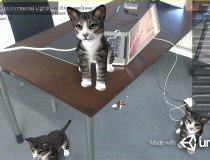 AR with Google Tango and Occipital Structure